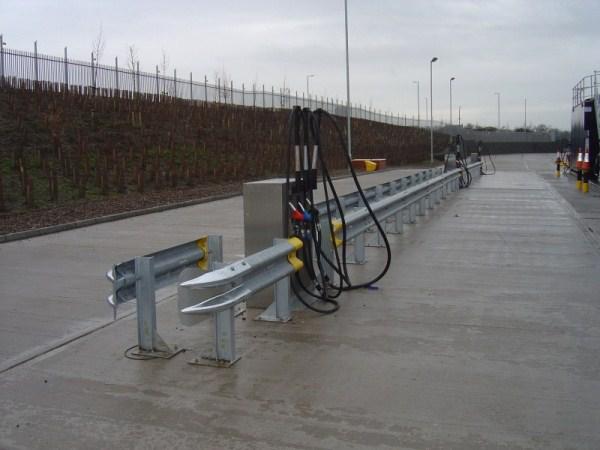 Petrol Pump Protection